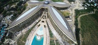 Mriya Resort & Spa, фото: © Skyview Crimea